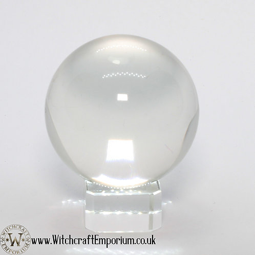 Clear Crystal (Small - Boxed)