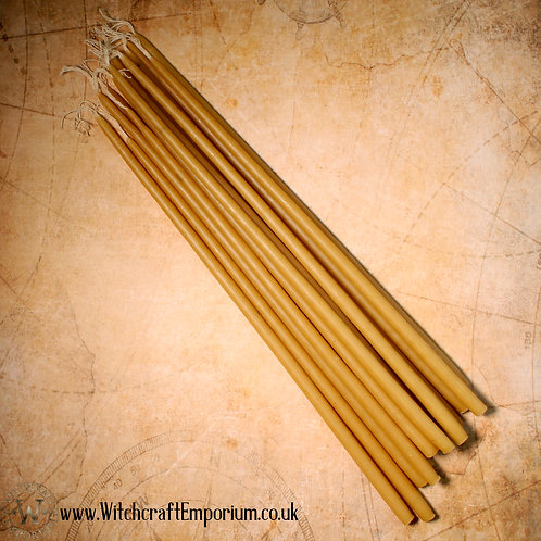 Traditional Spell Candles (Beeswax)