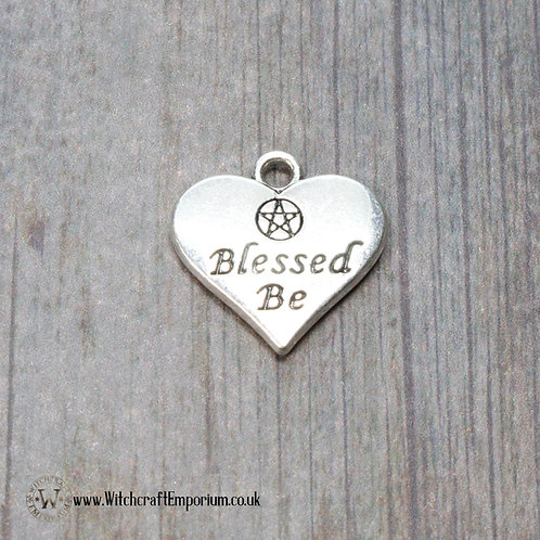 Blessed Be Charm