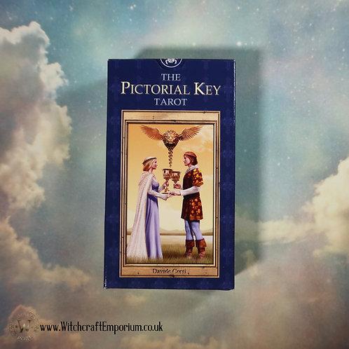 The Pictorial Key Tarot