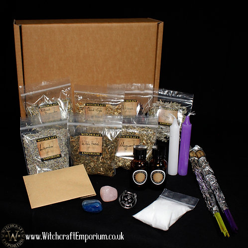 Witchy Mystery Box