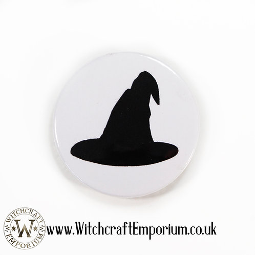 Witch Hat Badge