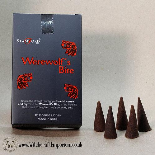 Werewolf's Bite Incense Cones