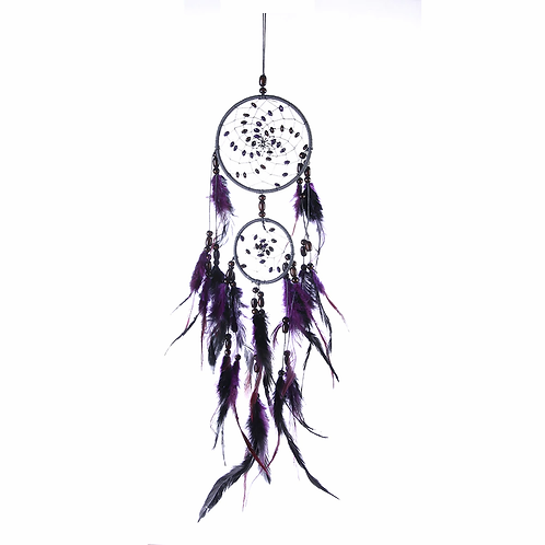 Mystic Feather Dream Catcher