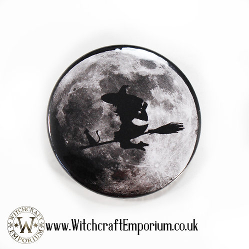 Moon Witch Badge