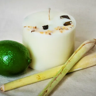 Naked Beauty - Lime & Lemongrass