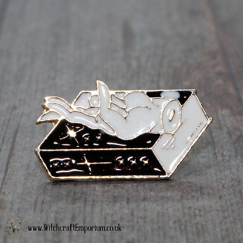 Witch's Hand Pin