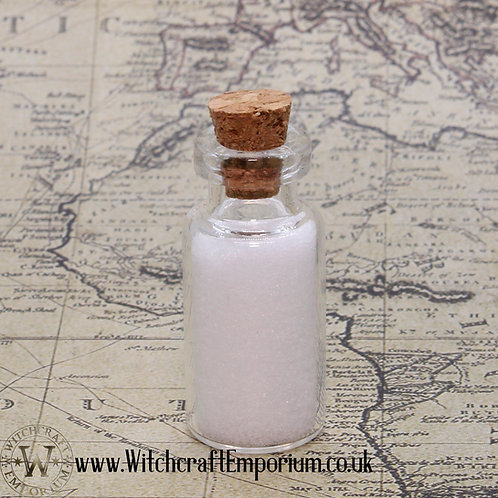 Vatican Holy Water Salt
