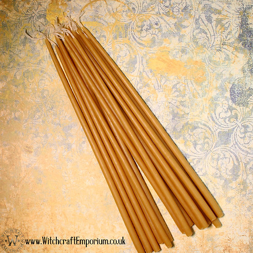 Blessed Church Candles (Beeswax)