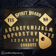 Spirit Board divination magic pagan wicc