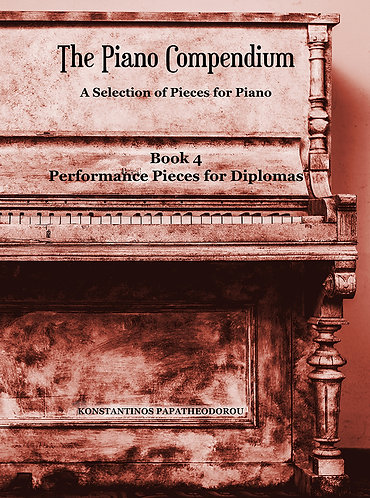 The Piano Compendium 4