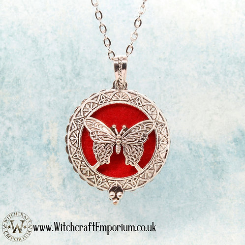 Butterfly - Aromatherapy Pendant