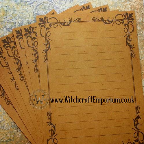 Premium Ornate Paper