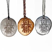 Astaroth Ritual Talisman Pendant Medalli