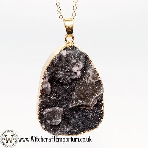 Crystal Geode (Black)