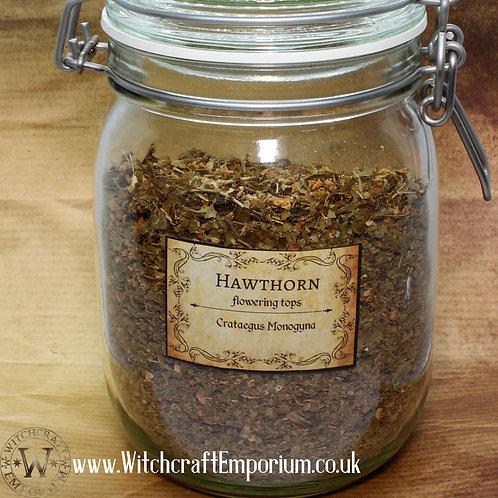 Hawthorn (Flowering Tops)