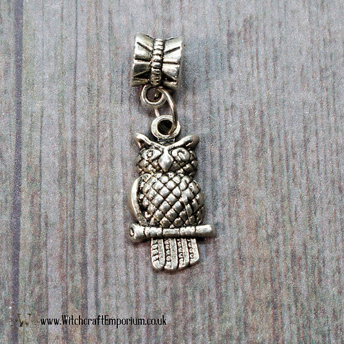 Owl 3D Charm