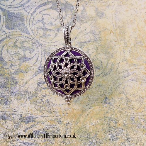 Lotus - Aromatherapy Pendant