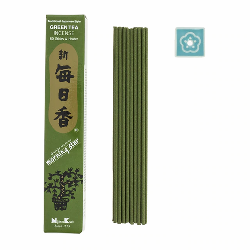 Green Tea Japanese Incense
