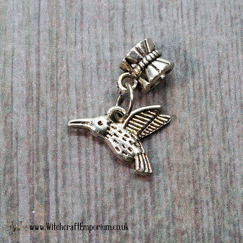 Hummingbird Charm