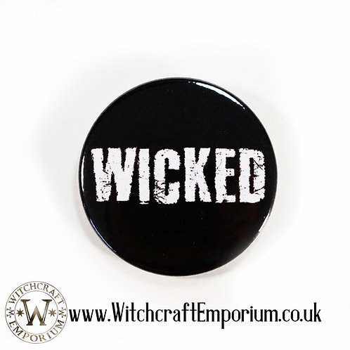 Wicked Badge