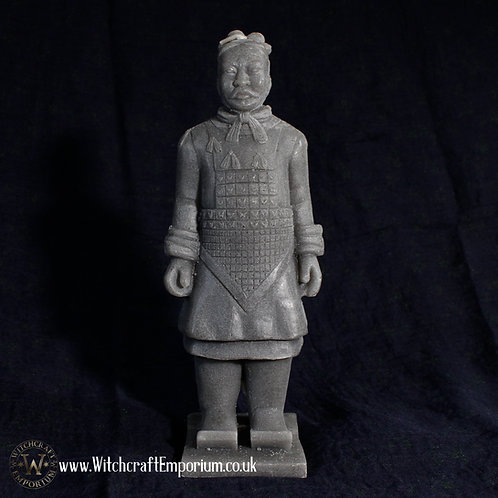 Traditional Male Figure Candle