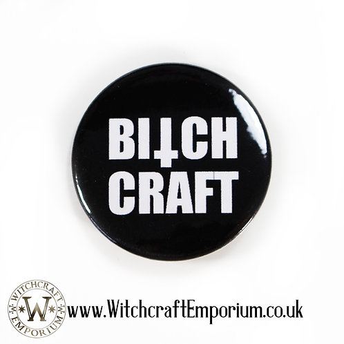 Bitch Craft Badge