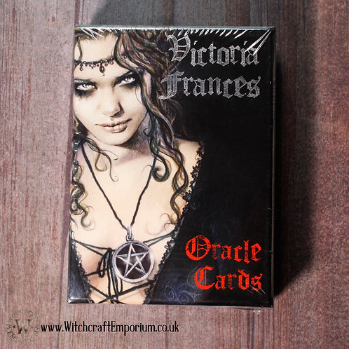 Victoria Frances Oracle