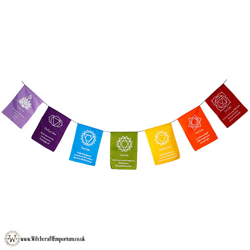 Chakra Banner Flags
