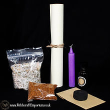 Clear Readings Divination Spell Kit Bund