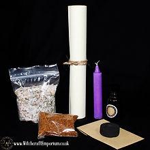 Clear Readings Divination Spell Kit Bund