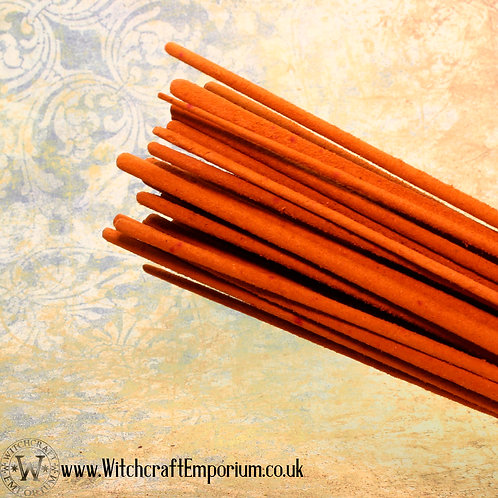 Amber - Incense Sticks