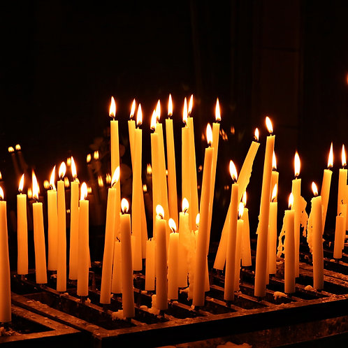 Setting of Lights - Spellcasting Service