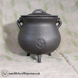 Pentagram Cauldron Large Kitchen  Decora