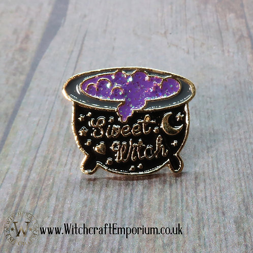 Sweet Witch Pin