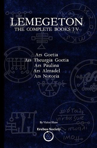 Lemegeton: The Complete Books I-V
