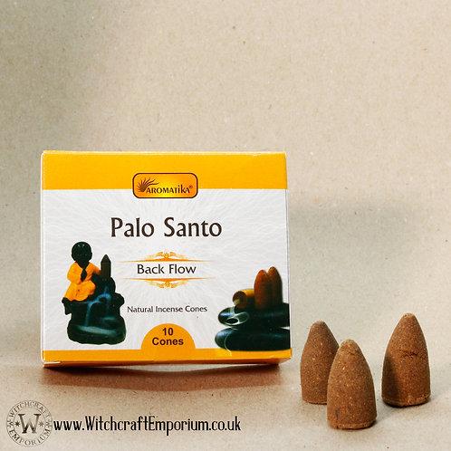 Palo Santo Backflow Incense Cones