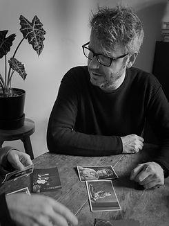 Patrice Van Laethem, coaching fotobiografie, fototherapie