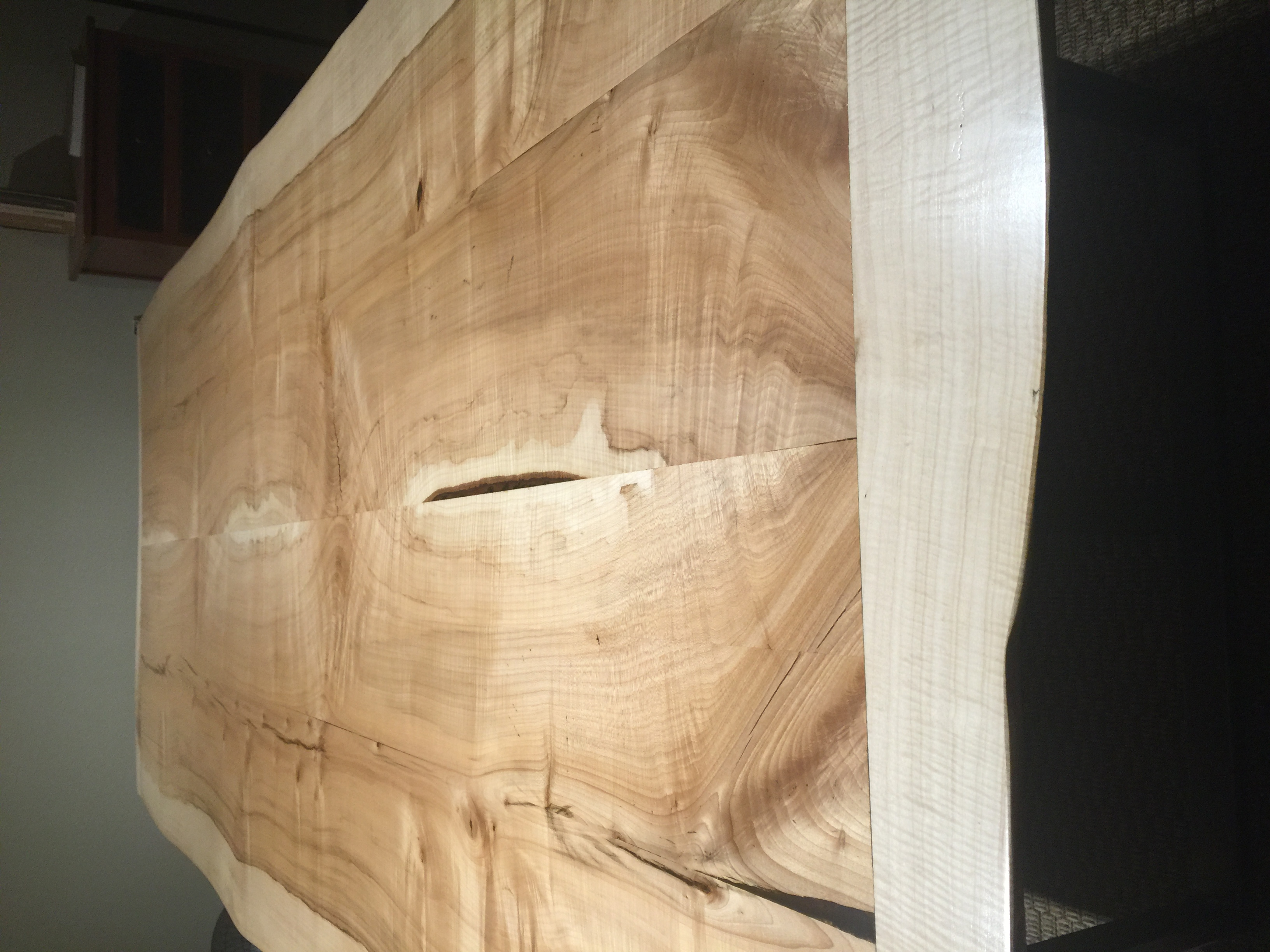 Norway Maple Conference Table
