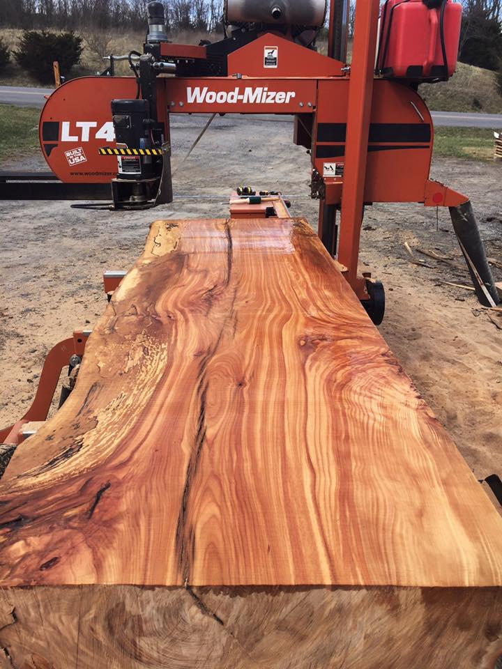 WoodMizer LT40 Portable Sawmill