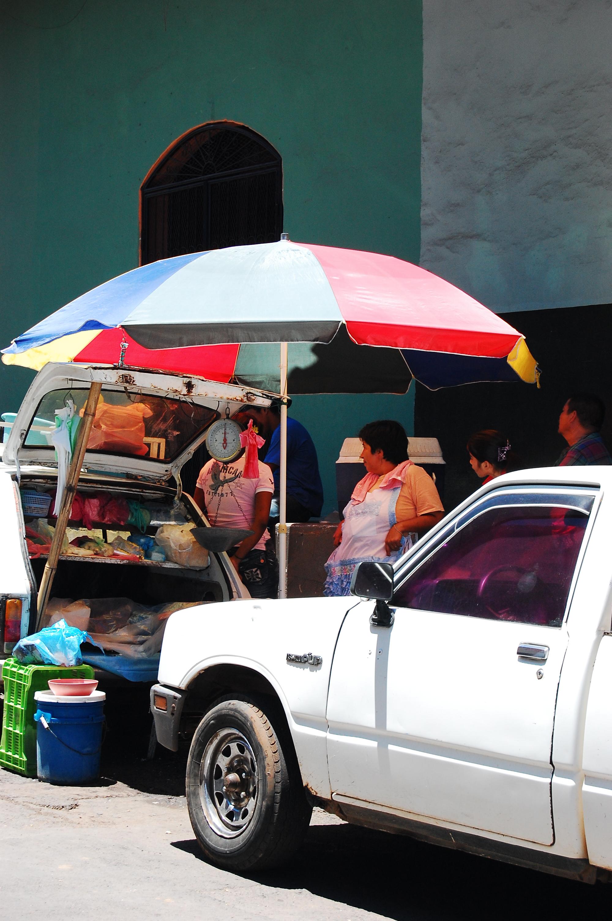Nicaragua - Irene Mendez