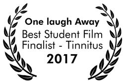 Finalist Best Film - Tinnitus