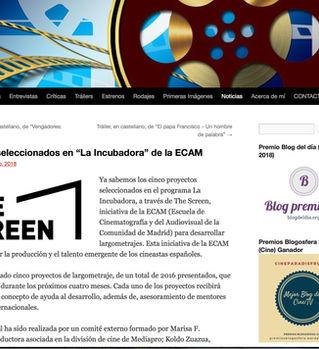 cine para disfrutar prensa la incubadora