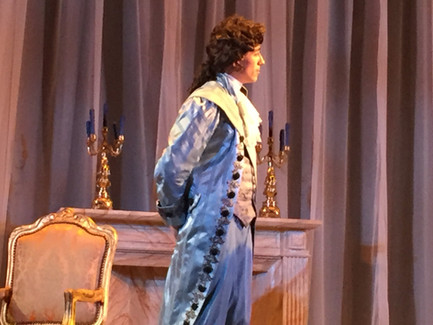 Le Chevalier - Dialogues of the Carmelites