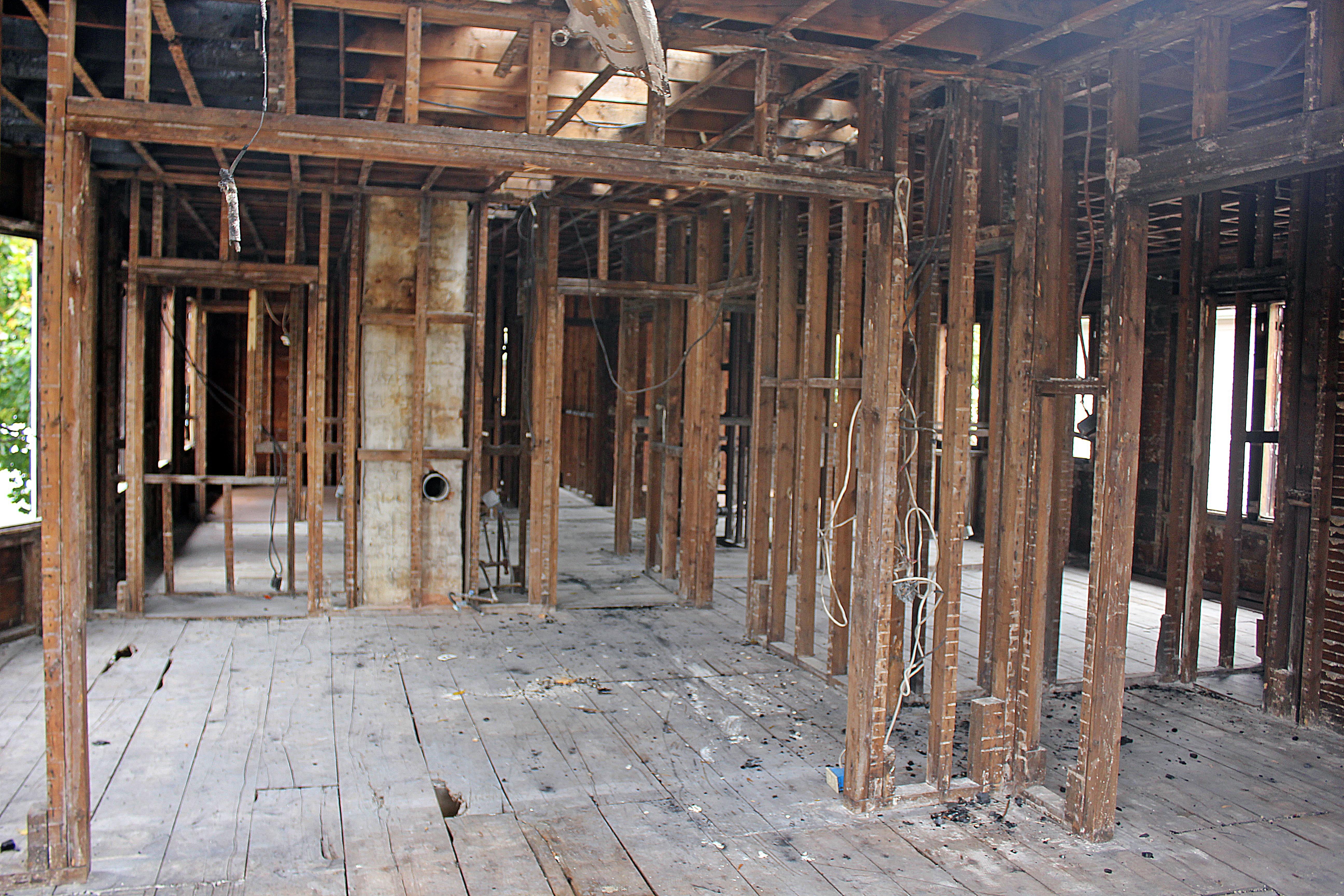 Restoration Progress