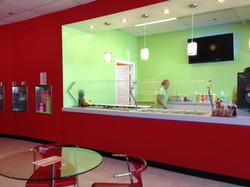 Commercial - Yogurt store