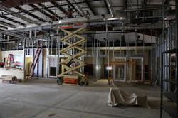 pmsi showroom construction