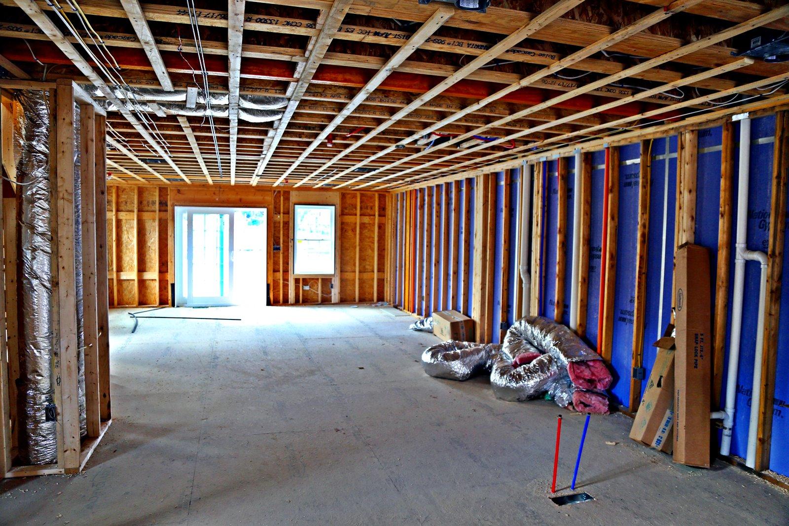 Construction, interior