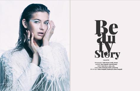 Featured in IMIRAGEmagazine!