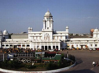 India's first energy-efficient railway station: Kacheguda